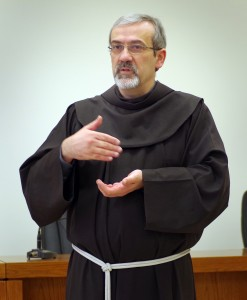 Father Pierre Batista Pizzaballa